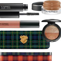 MAC A Tartan Tale holiday 2010 soft ore makeup set MAC A Tartan Tale Makeup Collection for Holiday 2010   Preliminary Information + Photos