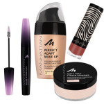 Manhattan Nude Couture Makeup Collection for Fall 2010