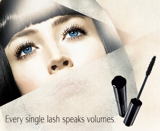 Shiseido Fall 2010 perfect mascara defining volume promo Shiseido Perfect Mascara Defining Volume Fall 2010