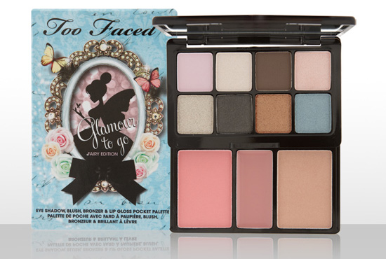 Too Faced Glamour To Go Fairy Edition Palette for Holiday ...