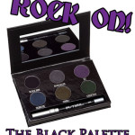 Urban Decay Black Palette for Fall 2010
