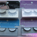 Ardell False Eyelashes – 4 different types of lashes – Preview, Photos, Prices