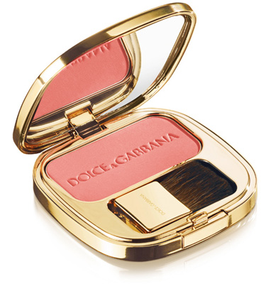 Dolce Gabbana Holiday 2010 Ethereal Beauty blush Dolce & Gabbana Ethereal Beauty Makeup Collection for Holiday 2010   Information, Photos, Prices