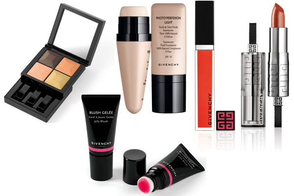 Givenchy spring 2011 makeup collection Givenchy Spring 2011 Makeup Collection   Sneak Peek