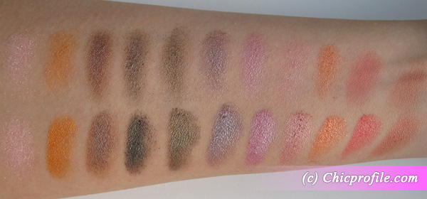 Coastal Scents 88 Metal Mania Palette swatches 44 Coastal Scents 88 Metal Mania Palette   Review, Photos, Swatches