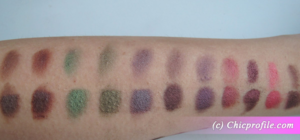 Coastal Scents 88 Metal Mania Palette swatches 88 Coastal Scents 88 Metal Mania Palette   Review, Photos, Swatches