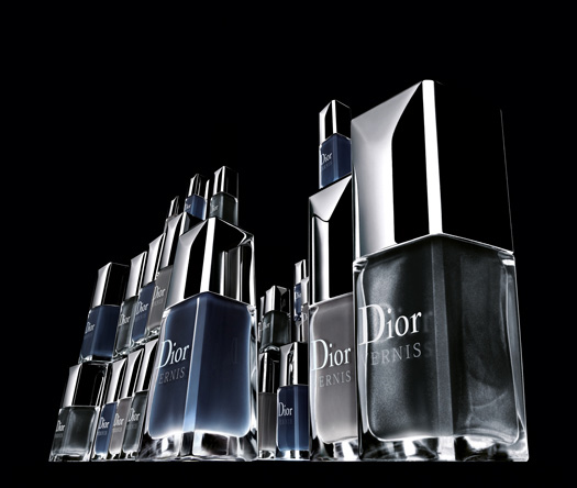 dior gris city nail polish collection for winter 2010 limited edition nail trio beauty. Black Bedroom Furniture Sets. Home Design Ideas