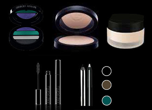 Giorgio Armani spring 2011 makeup collection products Giorgio Armani Makeup Collection for Spring 2011 Sneak Peek