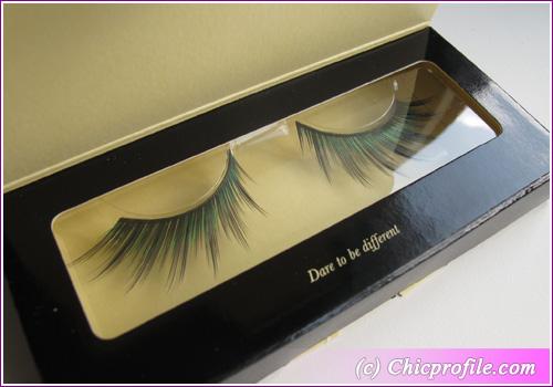 18db140c831 Illamasqua False Eye Lashes No. 23 - Review, Photos - Beauty Trends ...