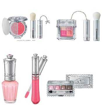Jill Stuart spring 2011 makeup collection Jill Stuart Makeup Collection for Spring 2011 Sneak Peek
