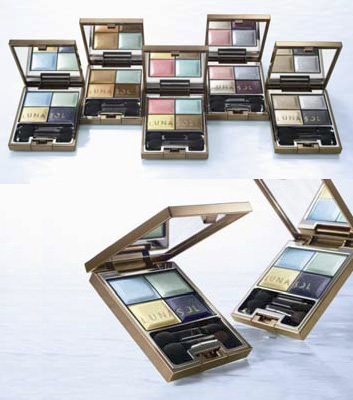 Kanebo Lunasol Spring 2011 Makeup palettes Lunasol Ocean Makeup Collection for Spring 2011 Sneak Peek