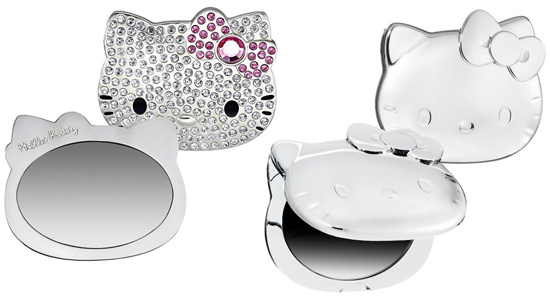 Hello Kitty 2011 Collection cosmetic mirror Hello Kitty Collection for Spring 2011 Limited Edition