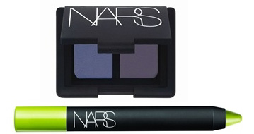 NARS 2011 Spring duo eyeshadow eye pencil NARS Makeup Collection for Spring 2011 Sneak Peek + Promo Photos