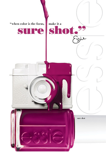 Essie Resort Collection Spring 2012 promo Essie Resort Collection for Spring 2012   Information, Photos & Prices