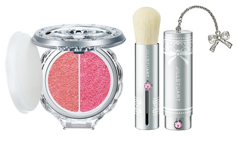 Jill Stuart Blush Blossom Spring 2012 Jill Stuart Bare Petal Collection for Spring 2012   Information & Photos