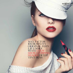 Max Factor New Lip Tint Pens Shades for Spring 2012 – Information, Photos & Prices