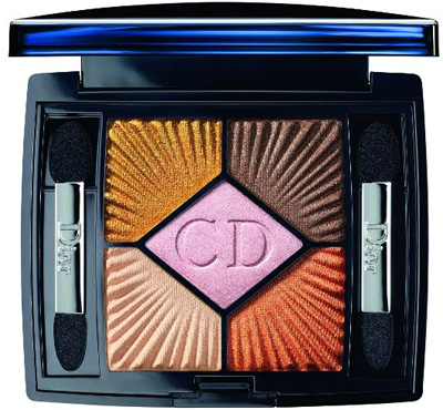 Dior 5 Coleur Eyeshadow Palette Aurora Summer 2012 Dior Croisette Collection for Summer 2012   Information, Photos & Prices