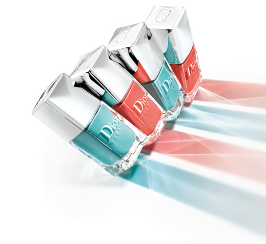 Dior Croisette Le Vernis Summer 2012 Dior Croisette Collection for Summer 2012   Information, Photos & Prices