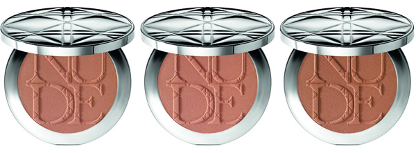 Dior Croisette Nude Glow Sun Powder Summer 2012 promo Dior Croisette Collection for Summer 2012   Information, Photos & Prices