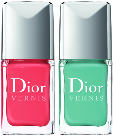 Dior Le Vernis Summer 2012 Dior Croisette Collection for Summer 2012   Information, Photos & Prices