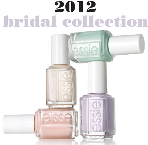 essie bridal collection for spring 2012 official information photos prices