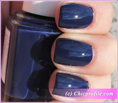 Essie Nail Polish Navy Blue