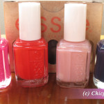 My package from Essie – Navigate Her Collection & Resort Collection for Spring 2012 – Swatches & Preview