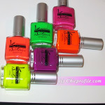 Kinetics Neon Spring 2012 Nail Polish Collection – Review Round-up