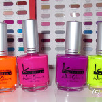 Kinetics Neon Spring 2012 Collection – Preview & Nail Swatches