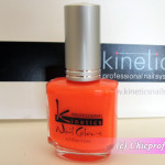 Kinetics Pinky Winky Polish from Neon Spring 2012 Collection – Review, Photos & Nail Swatches
