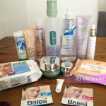 Face Care Products I'm Currently Using in Spring 2012 – Quick Review
