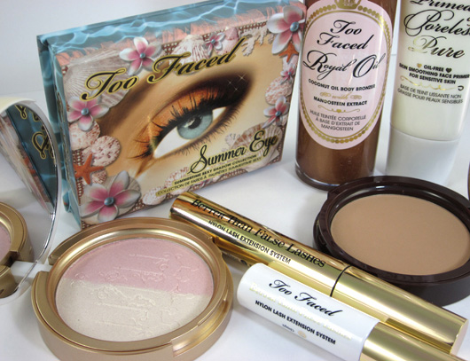 Too Faced Summer 2012 Makeup Collection Too Faced Collection for Summer 2012   Sneak Peek   Photos & Information