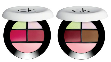 CK One Spring 2012 Color Treat Lip Kit CK One Spring 2012 Makeup Collection   New Info, Photos & Prices