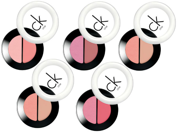 CK One Spring 2012 Cream Powder Blush Duo CK One Spring 2012 Makeup Collection   New Info, Photos & Prices
