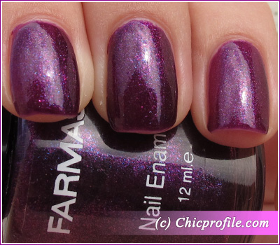 Farmasi No 74 Nail Enamel Review Photos Amp Nail Swatches Beauty Trends And Latest Makeup