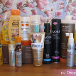 Hair Care Products I'm Curently Using – Quick Review