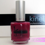 Kinetics Guilty Pleasure Nail Polish from Flower Explosion Spring 2012 Collection – Review, Nail Swatches & Photos