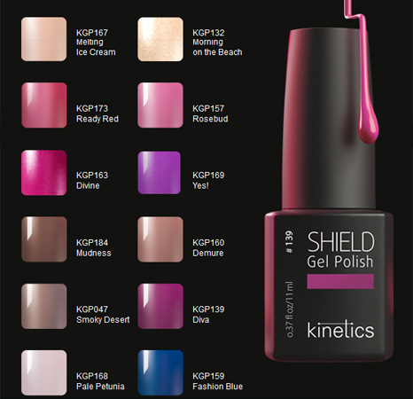 Gel Polish Collection for Summer 2012 – Info, Photos & Nail Swatches