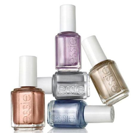 Essie Mirror Metallics Collection for Summer 2012