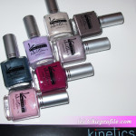 Kinetics Flower Explosion Spring 2012 Collection – Review Round-Up