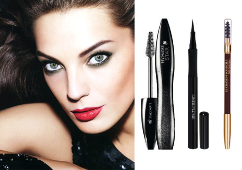 Brows lancome and eyes summer makeup images
