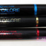 Max Factor 2000 Calorie Waterproof Volume, Dramatic Volume and Curved Brush Volume & Curl Mascaras – Preview