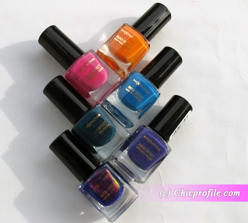 Max Factor Glossfinity Amp Max Effect Mini Nail Polish Preview Info Amp Photos Beauty Trends