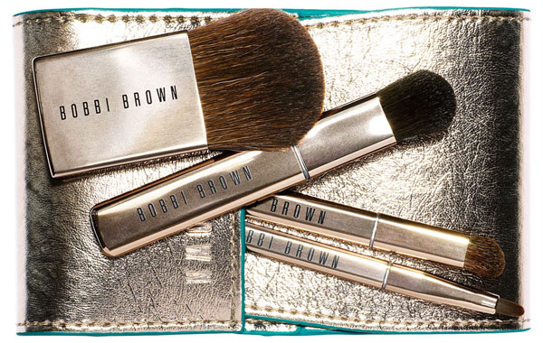 Bobbi Brown Desert Twilight Fall Summer 2012 Mini Brush Set Bobbi Brown Desert Twilight Collection for Summer   Fall 2012   Info, Photos & Prices