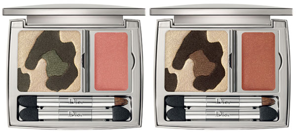Dior Fall 2012 Golden Jungle Palette Dior Golden Jungle Collection for Fall 2012   Info & Photos