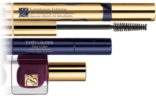 Estee Lauder Fall 2012 Nail Polish Estee Lauder Violet Underground Fall 2012 Collection    Official Info, Photos & Prices