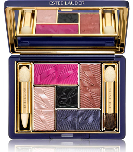 Estee Lauder Fall 2012 Pure Color Eyeshadow Palette Violet Underground Estee Lauder Violet Underground Fall 2012 Collection    Official Info, Photos & Prices