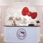 World's First Hello Kitty Beauty Spa is now open!