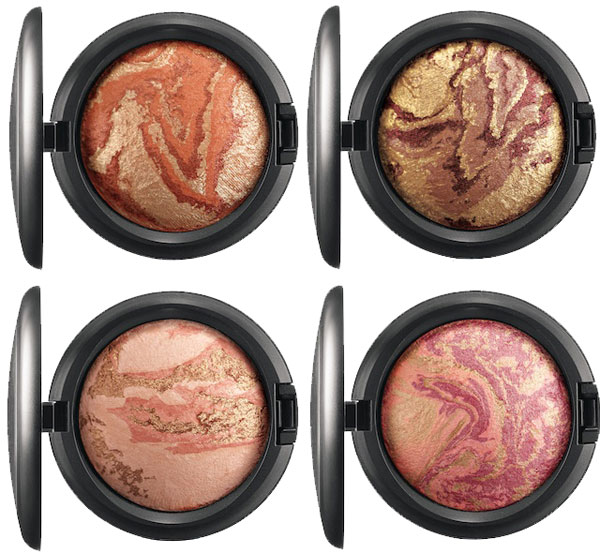MAC Heavenly Creature Makeup Collection Summer 2012 Mineralize Skinfinish MAC Heavenly Creature Collection for Summer 2012   Info, Photos & Prices
