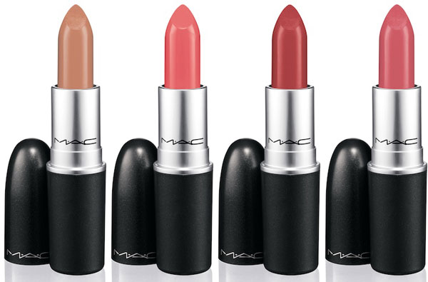 MAC Heavenly Creature Makeup Collection Summer 2012 lipsticks MAC Heavenly Creature Collection for Summer 2012   Info, Photos & Prices